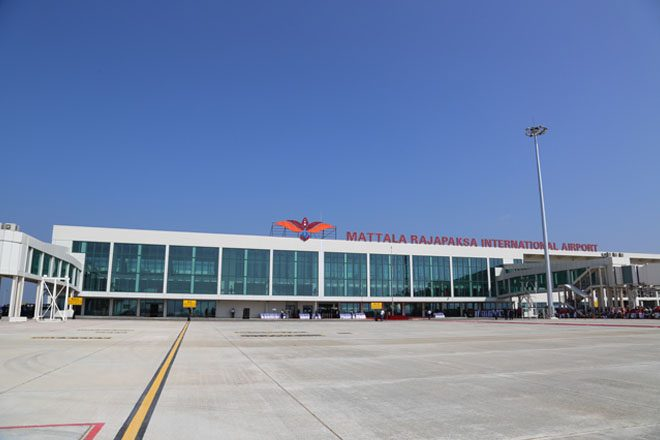 Sri Lanka's Mattala airport to provide air services to Serbian aircraft