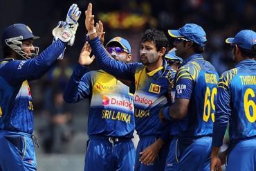 Sri Lanka level series despite Faulkner hat-trick