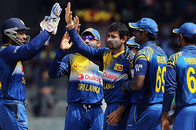 Sri Lanka level series despite Faulkner hat-trick