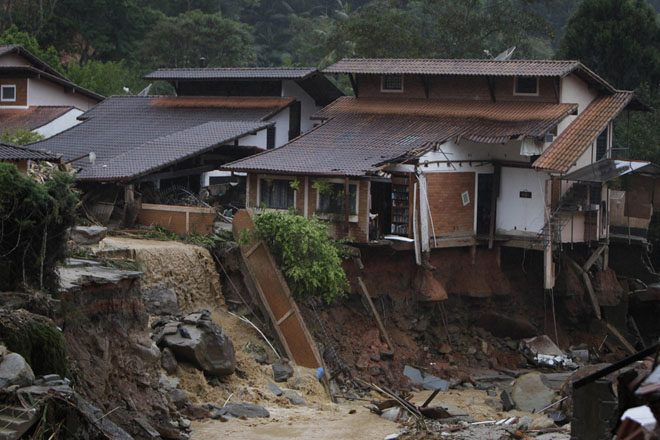 What can be done about landslide disasters