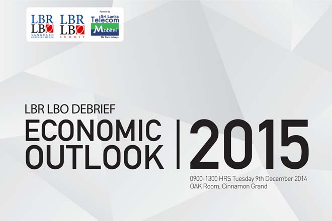 "LBR LBO Debrief – ""Economic Outlook 2015"" – Tuesday 9th December 2014"