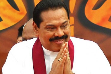 Celebrate the victory peacefully and with restraint: Mahinda Rajapaksa