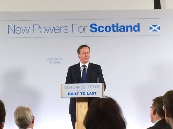 Minister David Cameron