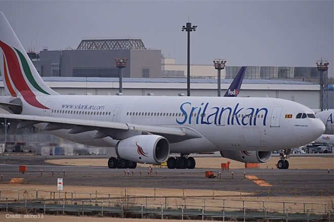 SriLankan-airline