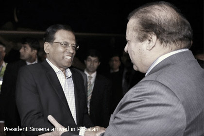 Sri Lanka's President leaves for Pakistan: Trade discussions on the table