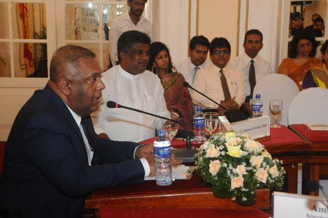 Sri Lanka's foreign policy reset to serve all Lankans: Foreign Minister
