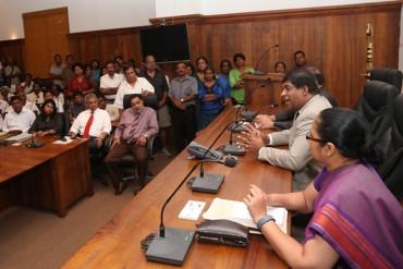 Sri Lanka's Fin Min to release Rs4bn for Golden Key depositors