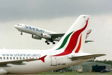 SriLankan airline loss Rs4.9bn in first four months of 2015