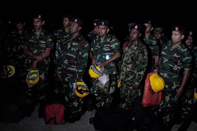Sri Lanka's helping hand to Napal…
