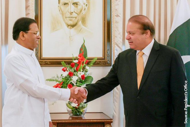 Sri Lanka and Pakistan inks six bilateral agreements