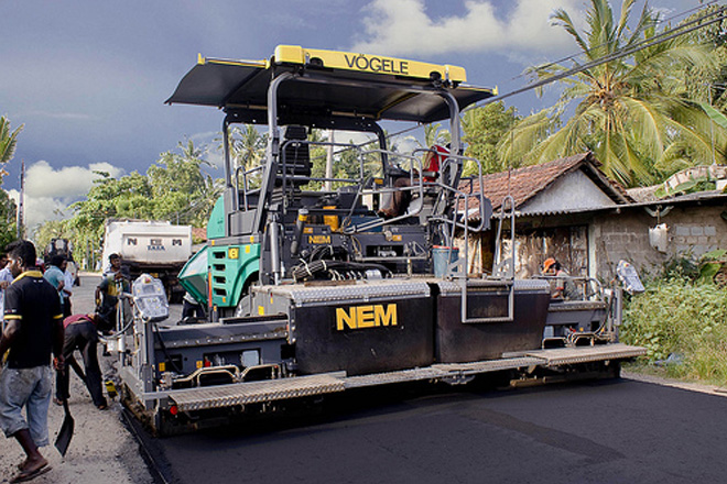 Sri Lanka to invest Rs30mn per electorate on rural road building and rehabilitation