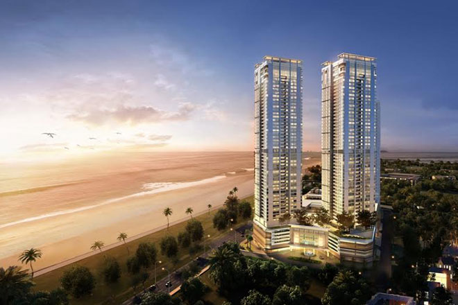 Shangri-La launches 500mn US dollar luxury apartments and office complex project in Colombo