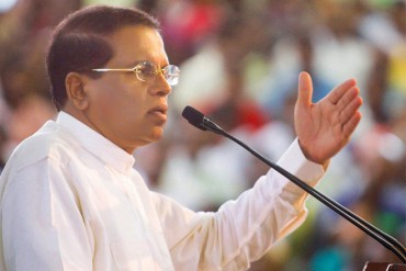 Post-war Sri Lanka concentrated on development not reconciliation: President