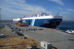 Hambantota-port
