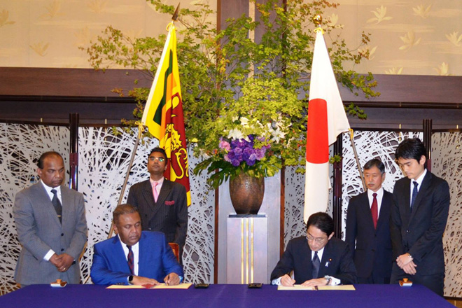 Sri Lanka to develop national transmission network with USD200mn Japanese loan
