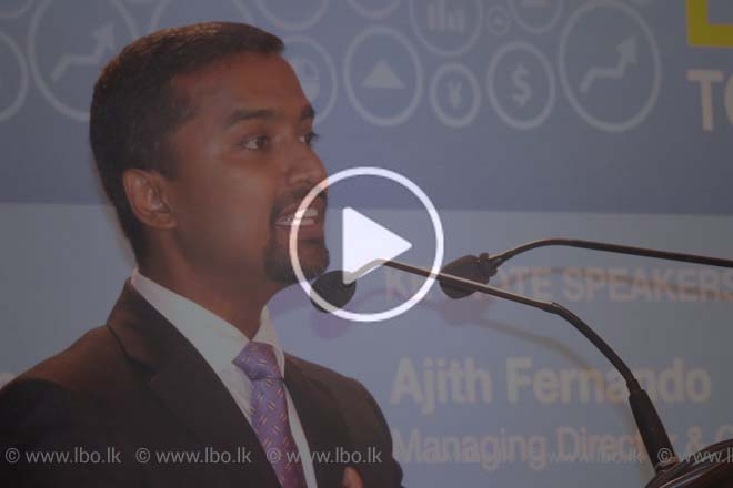 Kartik N, Director Debt Capital Markets, Asia Pacific – HSBC at 63rd LBR LBO CEO Forum