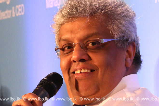 Sri Lanka's state-owned enterprises in commercial business skew the market: Mano