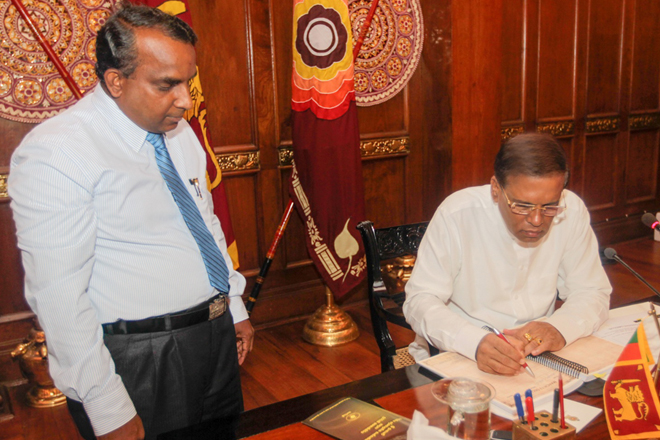 Sri Lanka's PAFFREL in signature campaign pushing political parties for proper nominations