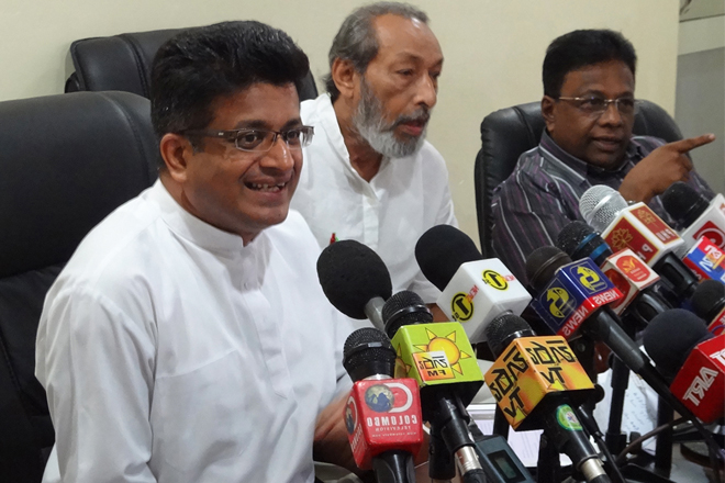 Sri Lanka's Power Minister pays double for coal purchase: Udaya Gammanpila