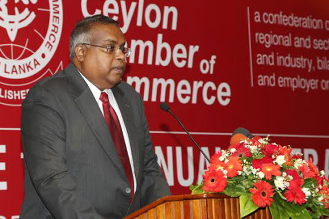 Sri Lanka needs to look beyond developing infrastructure to uplift economy: New CCC Chief