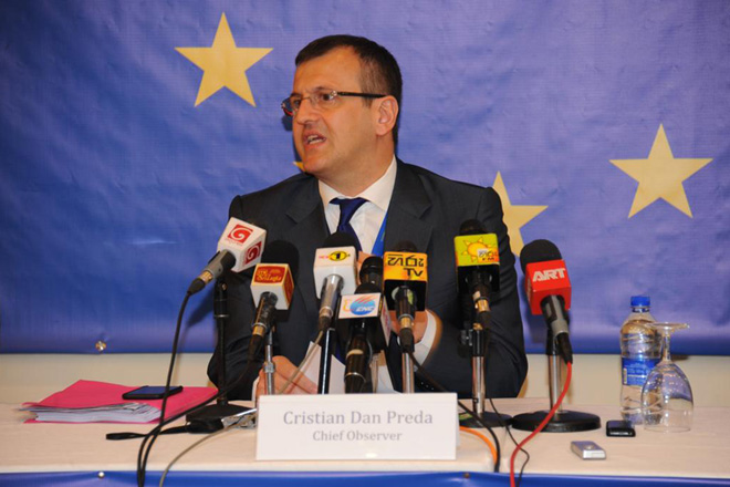 EU election observers to make recommendations for electoral reforms in Sri Lanka