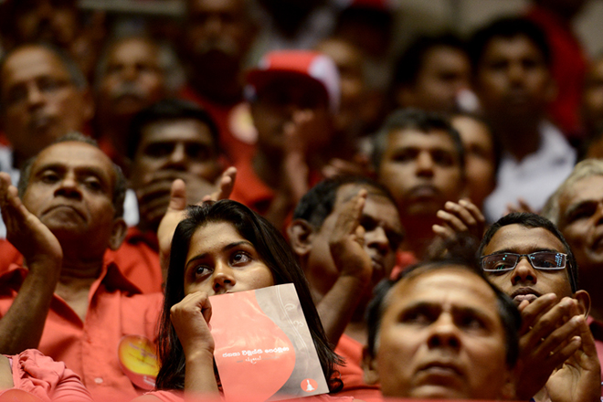 Sri Lanka Marxist JVP election manifesto repeats good governance policies