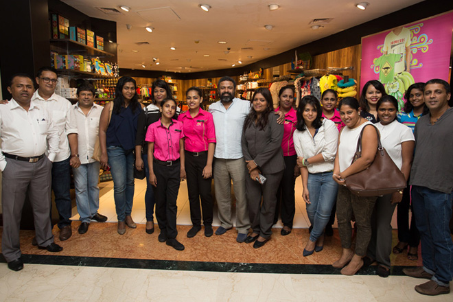 ODEL Luv SL store opens at Crescat Boulevard