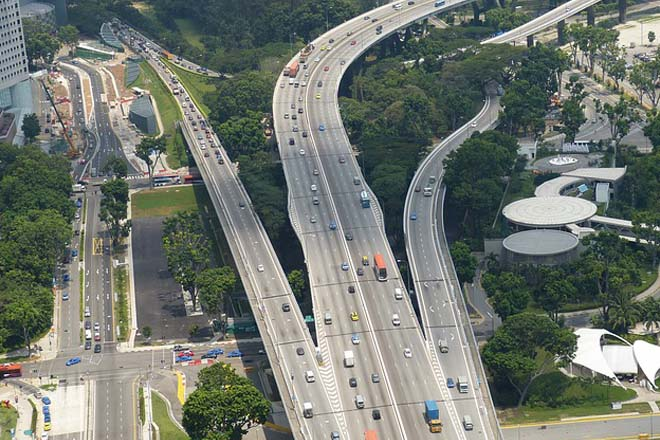 Japanese company wins contract for Central expressway's 3rd phase
