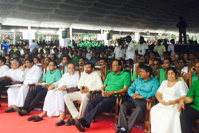 UNP to contest general election as United National Front for Good Governance