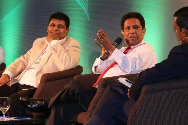 Sri Lanka's banking Industry should adopt new tech before it gets isolated: Aravinda Perera