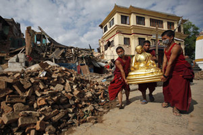 Sri Lanka to help Nepal renovate places of worship