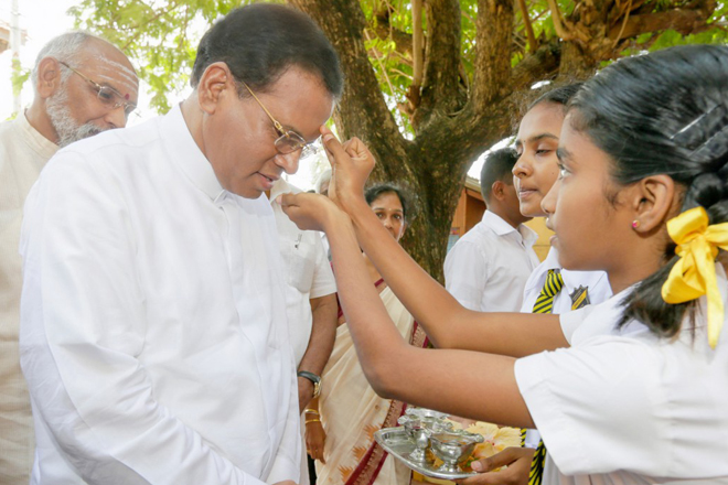 Sri Lanka's Tamil and Muslim community says President owes victory to minorities: Survey