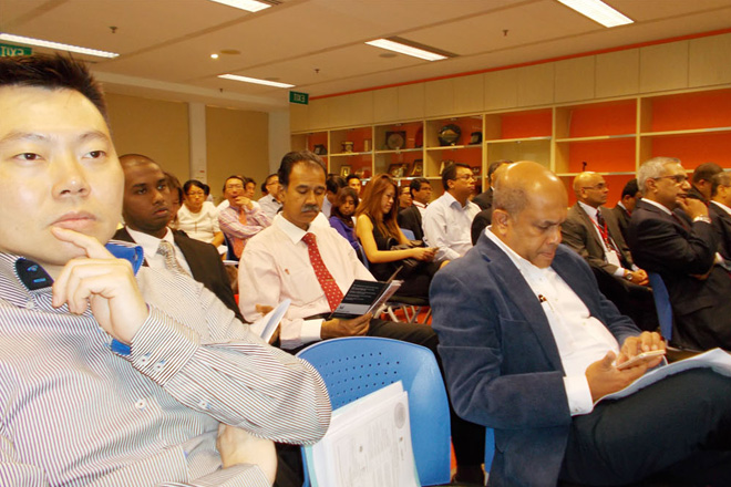 BOI contributes 'Doing Business in Sri Lanka' forum in Singapore