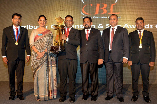 CBL honours excellence at Distributor Convention and Sales Star Awards