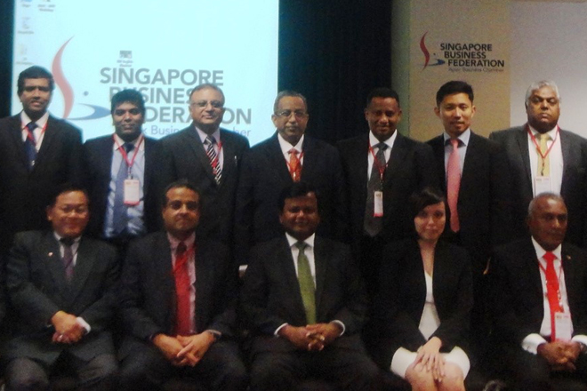 SLSBC concludes Trade and Investment Promotion Mission to Singapore