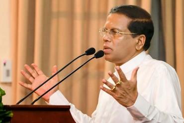 Sri Lanka seeks foreign assistance to trace stolen assets: President