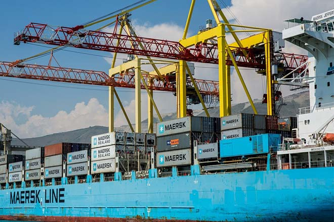 Maersk Line to invest in Colombo Port expansion