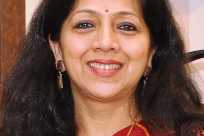 Managing Director of Nestlé Lanka Shivani Hegde