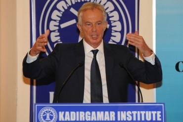 Tony Blair identifies seven principles for Sri Lanka's reconciliation
