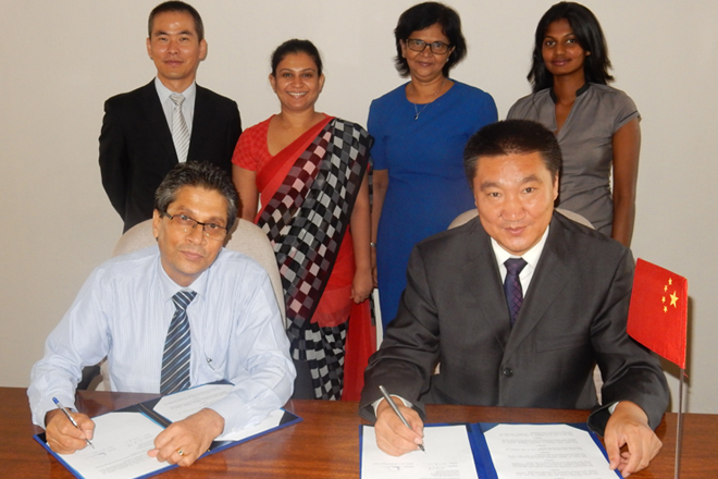 Sri Lanka, China trade chambers eye mutual benefits for SMEs