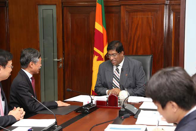 Japan looks for investment opportunities in Sri Lanka: Finance Minister