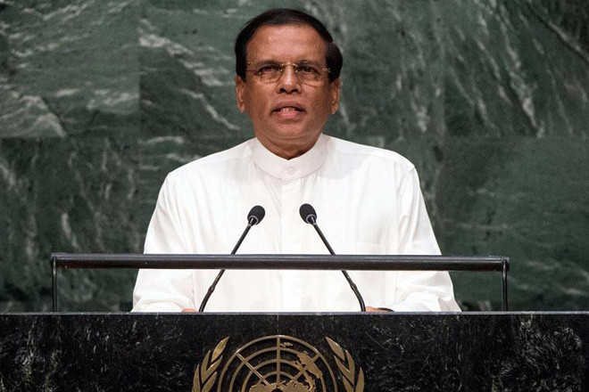 New action plan to advance human rights in Sri Lanka: President at UNGA