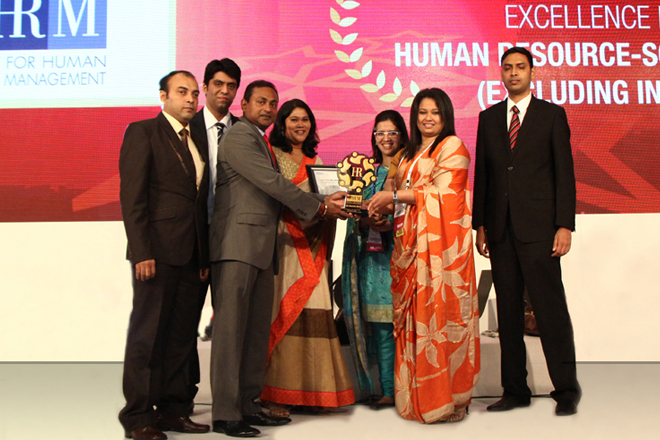 "SriLankan Airlines wins ""Excellence in HR – South Asia"" award"