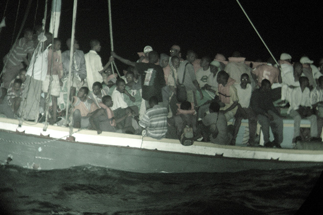 No change in Australia's policy against maritime people smuggling