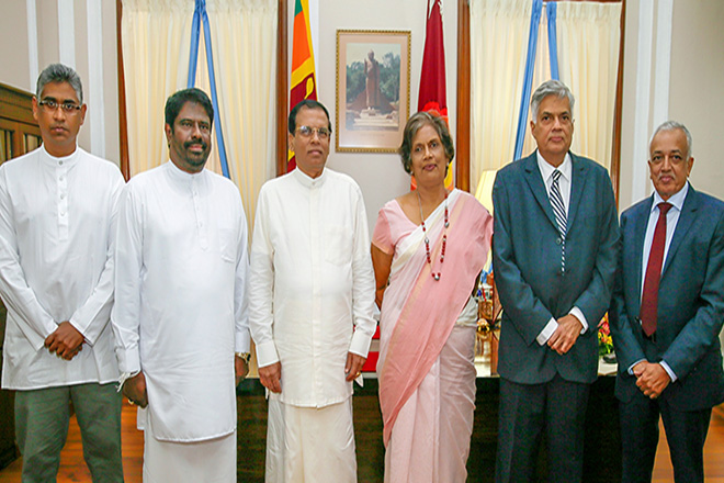 Sri Lanka cabinet gets three more ministers, new secretaries appointed