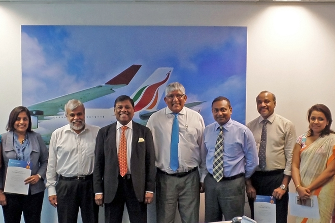 SriLankan Airlines invests in continuous employee development