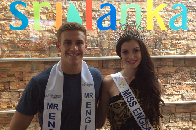 Mr and Miss UK commends Sri Lanka – Destination of the Year title
