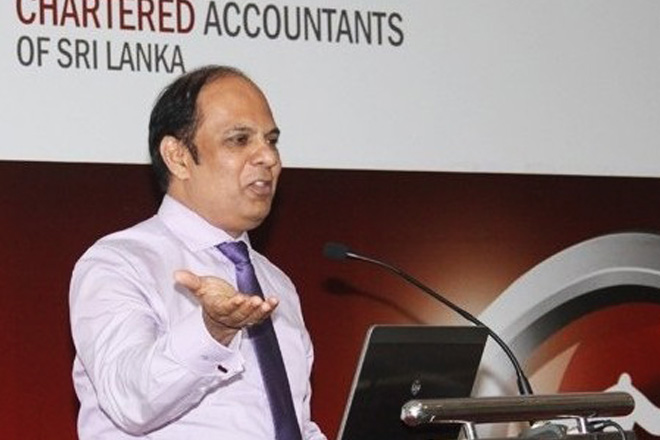 Sri Lanka accounting body calls for fiscal consolidation
