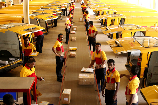 DHL Express celebrates 35 years in Sri Lanka