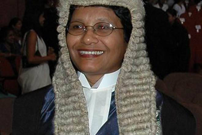 Sri Lanka appoints Eva Wanasundera as new acting CJ